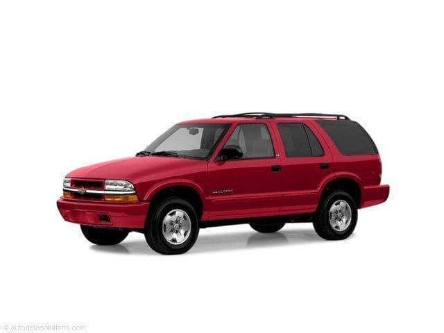 Photo 2004 Chevrolet Blazer LS in Akron, OH 44312