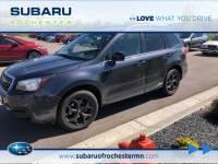 2018 Subaru Forester 2.5i Premium in Rochester, MN