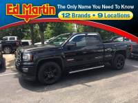 Certified Used 2017 GMC Sierra 1500 SLE Truck Double Cab Near Indianapolis, IN
