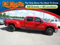 Used 2008 GMC Sierra 3500HD Truck Crew Cab Near Indianapolis