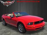 Pre-Owned 2005 Ford Mustang V6 RWD Deluxe 2dr Convertible