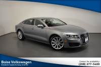 Pre-Owned 2013 Audi A7 Hatchback for Sale in Boise near Caldwell