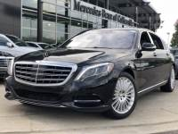 Certified Pre-Owned 2016 Mercedes-Benz S 600