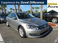Used 2014 Volkswagen Passat For Sale | Jacksonville FL
