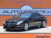 2011 Mercedes-Benz CL-Class 2dr Cpe CL 63 AMG RWD