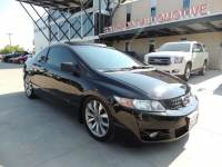 2009 Honda Civic Coupe Si 6-Speed Manual