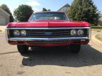 1969 Chevrolet Biscayne Coupe