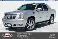 Pre-Owned 2012 Cadillac Escalade EXT AWD 4dr Luxury