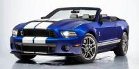 Pre-Owned 2014 Ford Mustang 2dr Conv Shelby GT500
