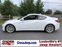 PRE-OWNED 2015 HYUNDAI GENESIS COUPE 3.8 RWD 2D COUPE