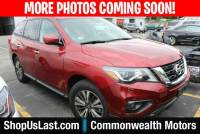 Pre-Owned 2017 Nissan Pathfinder SV Four Wheel Drive Sport Utility