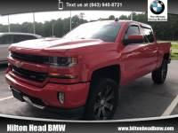 2016 Chevrolet Silverado 1500 LT Z71 * 4-Wheel Drive * Balance of Warranty * One Truck Crew Cab 4x4
