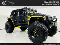 2012 Jeep Wrangler Unlimited Sahara Fully Custom | Over 150K Spent | One of A Kind | Must See ! Four Wheel Drive SUV