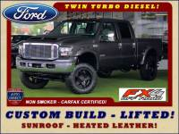 2006 Ford Super Duty F-250 Lariat Crew Cab FX4 4x4 - LIFTED - LOT$ OF EXTRA$!