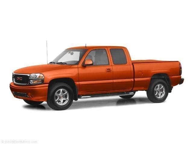 Photo Used 2002 GMC Sierra 1500 Truck Extended Cab For Sale Leesburg, FL