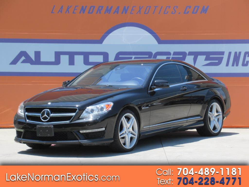 Photo 2011 Mercedes-Benz CL-Class 2dr Cpe CL 63 AMG RWD