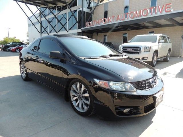 Photo 2009 Honda Civic Coupe Si 6-Speed Manual