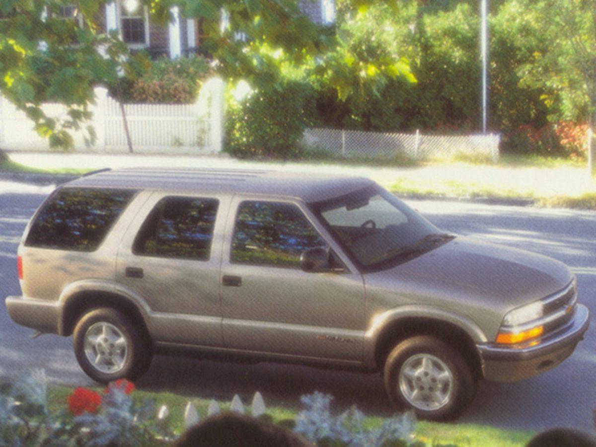 Photo Used 1998 Chevrolet Blazer for Sale in Tacoma, near Auburn WA