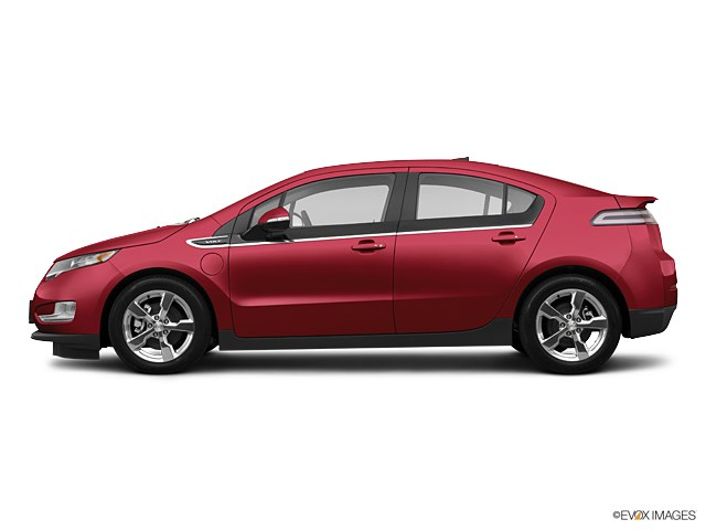 Photo Used 2013 Chevrolet Volt Base in Marysville, WA