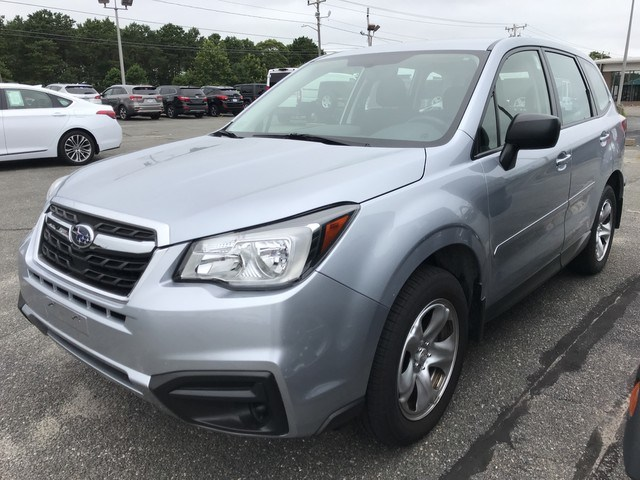 Photo Used 2017 Subaru Forester 6 Speed Manual for Sale in Hyannis, MA