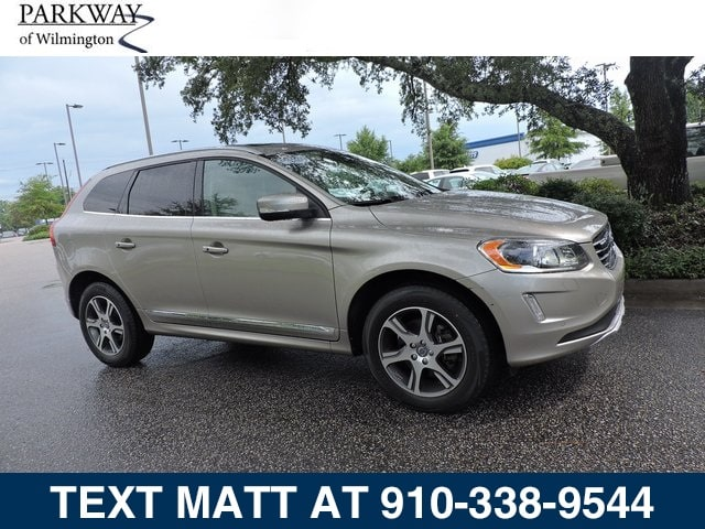 Photo Certified Used 2015 Volvo XC60 T6 Platinum For Sale  Wilmington NC