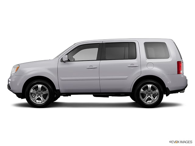 Photo 2013 Honda Pilot EXL SUV 4x4