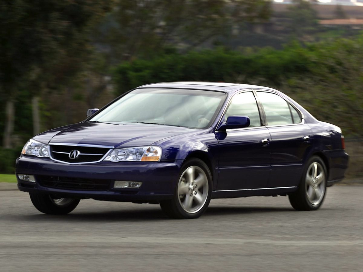 Photo Used 2003 Acura TL 3.2 For Sale Lawrenceville, NJ