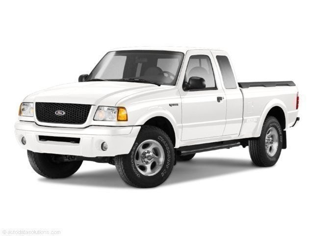 Photo Pre-Owned 2002 Ford Ranger Truck Super Cab For Sale in Frisco TX