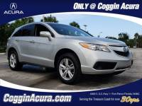 Pre-Owned 2013 Acura RDX Base SUV in Jacksonville FL