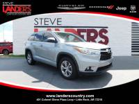 PRE-OWNED 2015 TOYOTA HIGHLANDER XLE FWD SPORT UTILITY