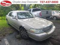 Used 2005 Lincoln Town Car Signature Limited for Sale in Clearwater near Tampa, FL