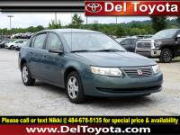 Used 2006 Saturn Ion 4DR SDN 2 AT For Sale   Serving Thorndale, West Chester, Thorndale, Coatesville, PA   VIN: 1G8AJ55F96Z189905