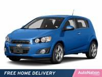 2013 Chevrolet Sonic LT 4dr Car