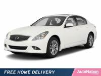2012 INFINITI G37 Sedan Sport 6MT 4dr Car