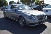 Certified Pre-Owned 2015 Mercedes-Benz S 550 AWD 4MATIC®