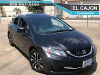 Used 2014 Honda Civic EX For Sale San Diego | 19XFB2F86EE201039