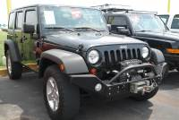 Pre-Owned 2012 Jeep Wrangler Unlimited Sport 4-Wheel Drive Convertible