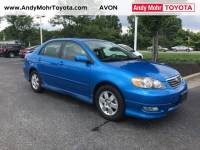 Pre-Owned 2007 Toyota Corolla S FWD 4D Sedan
