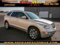 2012 Buick Enclave Premium All Wheel Drive 3.6L V6 SUV