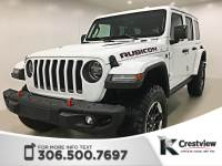 New 2018 Jeep Wrangler Unlimited Rubicon JL | Navigation 4WD Convertible