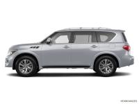 Used 2017 INFINITI QX80 SUV