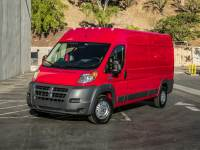 PRE-OWNED 2018 RAM PROMASTER 2500 HIGH ROOF FRONT-WHEEL DRIVE WITH LIMITED-SLIP DIFFERENTIAL 3 DOOR CARGO VAN