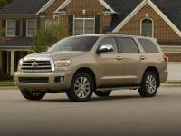 2015 Toyota Sequoia 4WD Limited 5.7L V8
