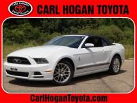 Used 2014 Ford Mustang V6 Convertible