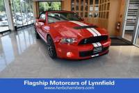 2011 Ford Shelby GT500 Base Convertible in Lynnfield