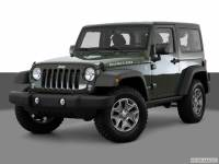 2016 Jeep Wrangler JK Rubicon 4x4 SUV