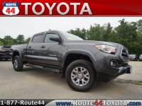 Used 2016 Toyota Tacoma SR5 Truck 4WD in Raynham MA