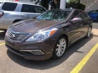 Certified Used 2015 Hyundai Azera Limited Sedan For Sale Austin TX