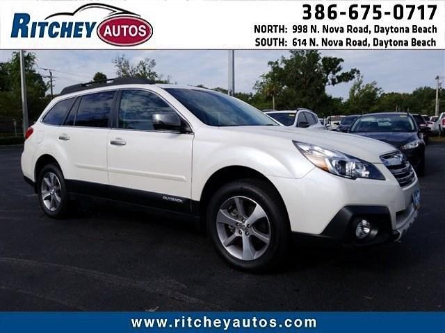 Photo Used 2014 Subaru Outback 2.5i Limited For Sale in Daytona Beach, FL
