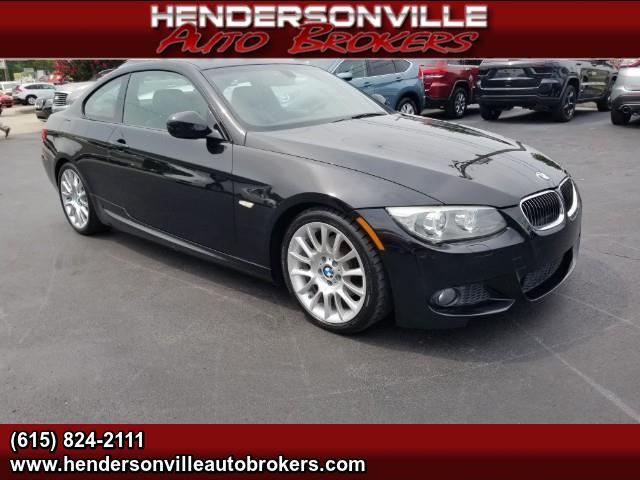 Photo 2011 BMW 3-Series 328i M Sport Coupe.